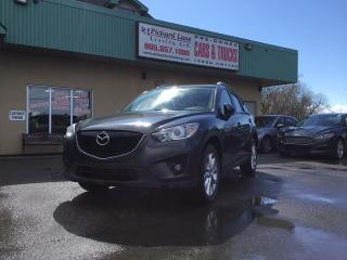 Used 2014 Mazda CX-5 GT for sale in Bolton, ON