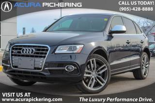 Used 2016 Audi SQ5 3.0T Progressiv for sale in Pickering, ON