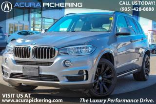 Used 2014 BMW X5 35i for sale in Pickering, ON