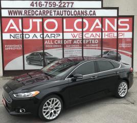 Used 2014 Ford Fusion Titanium TITANIUM-ALL CREDIT ACCEPTED for sale in Scarborough, ON
