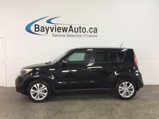 Used 2015 Kia Soul EX - ALLOYS! HEATED STS! BLUETOOTH! CRUISE! for sale in Belleville, ON
