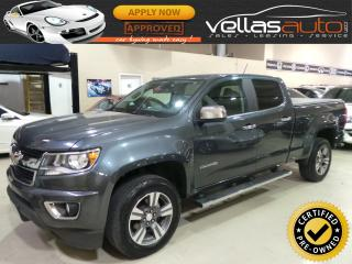 Used 2015 Chevrolet Colorado LT| 4X4| NAVIGATION| R/CAMERA| 6FT BOX for sale in Vaughan, ON