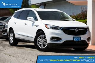 New 2018 Buick Enclave Premium Power Trunk, Power Folding Rear Seats for sale in Port Coquitlam, BC