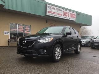 Used 2015 Mazda CX-5 GS for sale in Bolton, ON