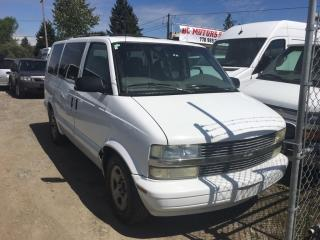 Used 2005 Chevrolet Astro for sale in Surrey, BC