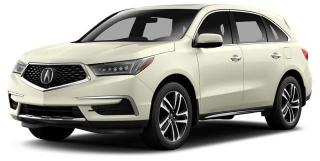 New 2018 Acura MDX Navigation Package Navi for sale in Pickering, ON