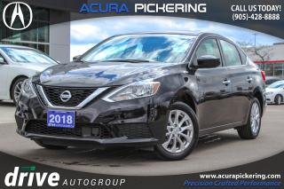 Used 2018 Nissan Sentra 1.6 SR Turbo One Owner|Navigation |Rearview Camera for sale in Pickering, ON