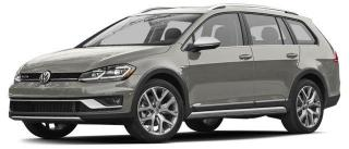 New 2018 Volkswagen Golf Alltrack 1.8 TSI for sale in Surrey, BC