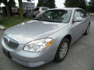 Used 2006 Buick Lucerne CX***Clean NO ACCIDENTS + FREE 6Month Warranty*** for sale in Ajax, ON