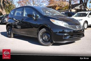 New 2018 Nissan Versa Note 1.6 SV for sale in Ajax, ON