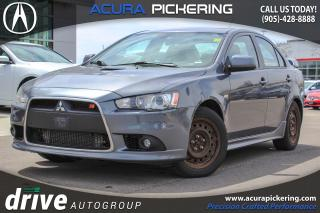 Used 2009 Mitsubishi Lancer RalliArt for sale in Pickering, ON
