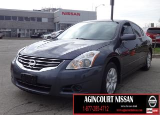 Used 2012 Nissan Altima 2.5 S CRUISE CONTROL|AUXILIARY|POWER LOCKS for sale in Scarborough, ON
