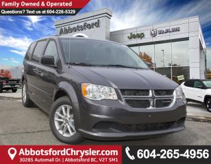 Used 2017 Dodge Grand Caravan CVP/SXT *NEW DEMO W/ LESS THAN 1000 KM* for sale in Abbotsford, BC