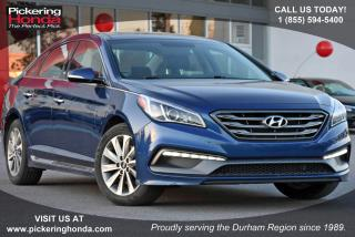Used 2017 Hyundai Sonata GL Clean CarProof|Former Rental|Bluetooth for sale in Pickering, ON