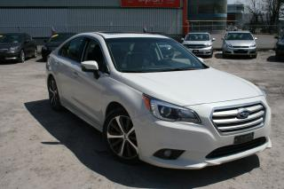 Used 2015 Subaru Legacy 2.5i w/Limited Pkg for sale in Nepean, ON