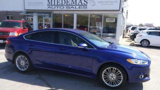 Used 2013 Ford Fusion SE for sale in Mono, ON