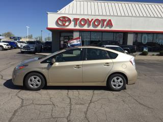 Used 2010 Toyota Prius for sale in Cambridge, ON