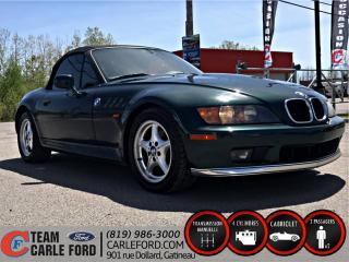 Used 1996 BMW Z3 Bmw Z3 1996, Toit ouvrant, Int. cuir for sale in Gatineau, QC