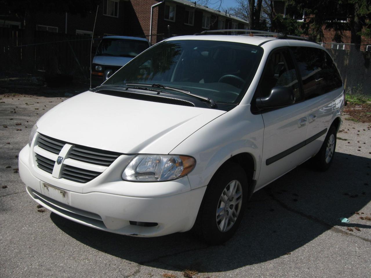 2007 Dodge Caravan BASE