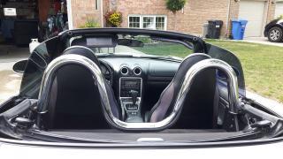 Used 2003 Mazda Miata MX-5 Grey for sale in Windsor, ON