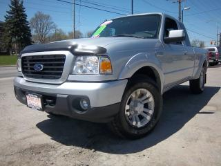 Used 2009 Ford Ranger SPORT for sale in Whitby, ON
