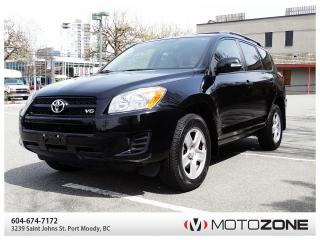 Used 2010 Toyota RAV4 BASE for sale in Port Moody, BC