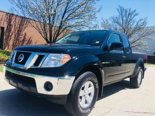 Used 2011 Nissan Frontier SE - Super Cap for sale in Mississauga, ON
