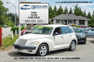 Used 2002 Chrysler PT Cruiser Automatic, Alloys, No Accidents, Very Clean! for sale in Surrey, BC
