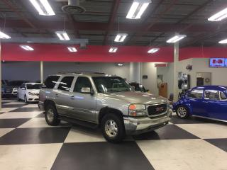 Used 2002 GMC Yukon SLE AUT0 4WD A/C CRUISE 287K for sale in North York, ON