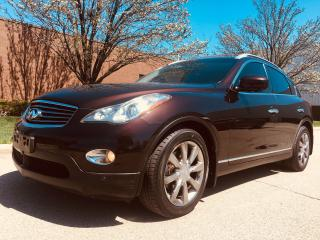 Used 2010 Infiniti EX35 Luxury (Journey Edition) for sale in Mississauga, ON