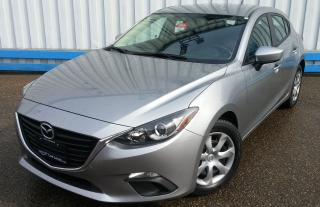 Used 2014 Mazda MAZDA3 GX Hatchback *BLUETOOTH* for sale in Kitchener, ON