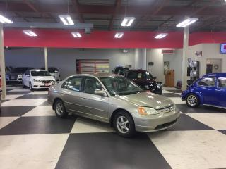 Used 2003 Honda Civic for sale in North York, ON