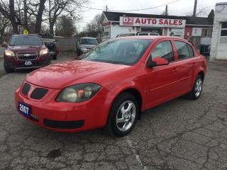 Used 2007 Pontiac G5 Automatic/Gas Saver/Clean Carproof/Certified for sale in Scarborough, ON