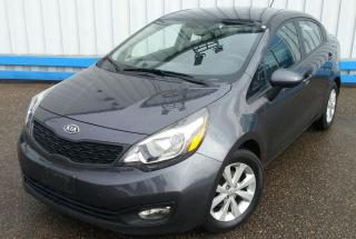 Used 2013 Kia Rio LX+ *HEATED SEATS* for sale in Kitchener, ON
