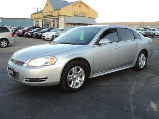 Used 2012 Chevrolet Impala LS 3.6L RemoteStart DualExhaust for sale in Brantford, ON
