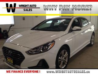 Used 2018 Hyundai Sonata Sport|SUNROOF|LEATHER|BACKUP CAMERA|17,456 KMS for sale in Cambridge, ON