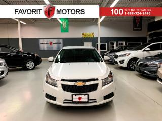 Used 2014 Chevrolet Cruze LT **CERTIFIED!** |BLUETOOTH|BACKUP CAM|XM|+++ for sale in North York, ON