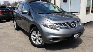 Used 2013 Nissan Murano SL AWD for sale in Kitchener, ON