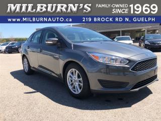Used 2017 Ford Focus SE for sale in Guelph, ON
