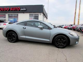 Used 2007 Mitsubishi Eclipse GS Coupe Automatic Certified 2YR Warranty for sale in Milton, ON