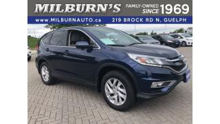 Used 2016 Honda CR-V EX-L / AWD for sale in Guelph, ON
