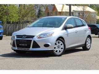 Used 2014 Ford Focus SE*HEATED SEATS*BLUETOOTH*CAR PROOF CLEAN* for sale in Mississauga, ON