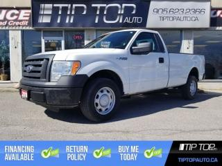 Used 2010 Ford F-150 XL ** 4.6L V8, Long Box, Air Conditioning ** for sale in Bowmanville, ON