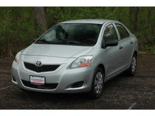 Used 2009 Toyota Yaris Base CERTIFIED for sale in Waterloo, ON