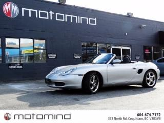 Used 1999 Porsche Boxster for sale in Port Moody, BC