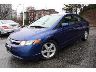 Used 2006 Honda Civic LX for sale in Port Moody, BC