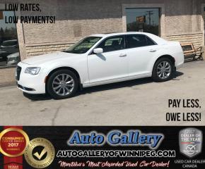 Used 2015 Chrysler 300 Touring *AWD/Nav for sale in Winnipeg, MB