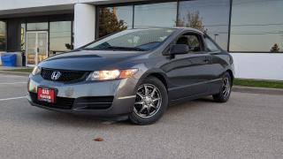 Used 2009 Honda Civic Cpe DX-G for sale in Mississauga, ON