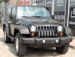 Used 2011 Jeep Wrangler SPORT for sale in Etobicoke, ON
