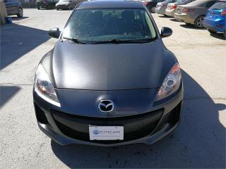 Used 2012 Mazda MAZDA3 GX for sale in Winnipeg, MB
